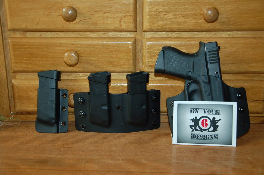 Make Your CCW/EDC System a Matched Set