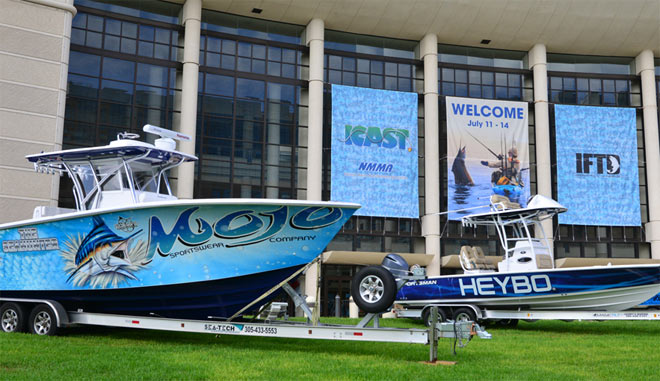 ICAST Opens In Orlando