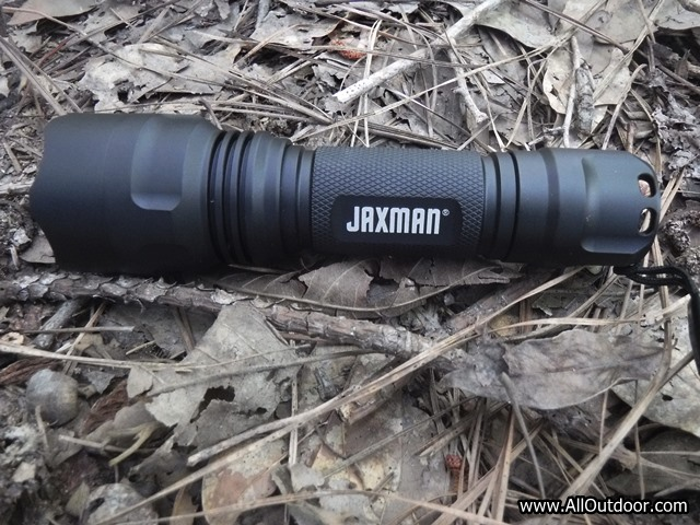 Review: Jaxman M8 Flashlight