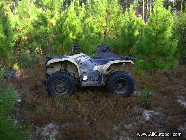 Preppers: Using an ATV for Recon