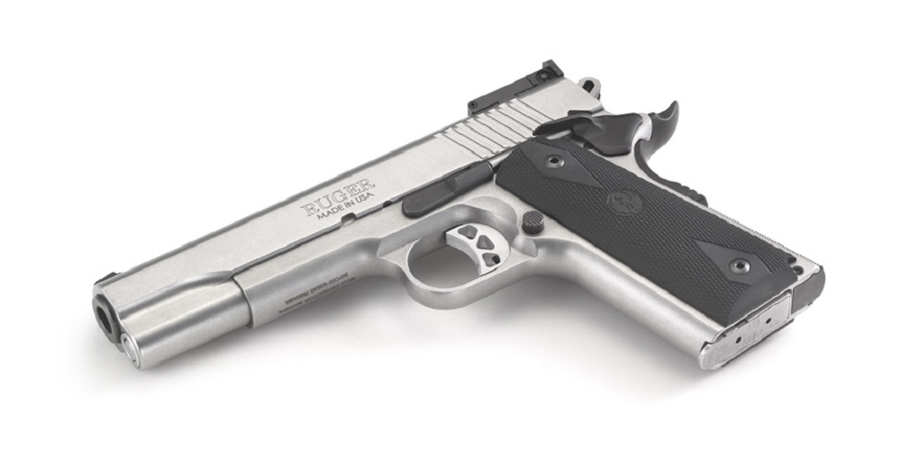 Ruger Adds 10mm to SR1911