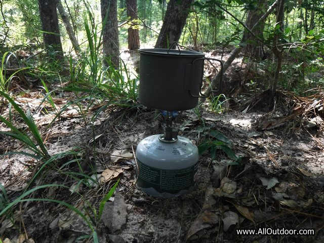 BRS ultralight weight stove