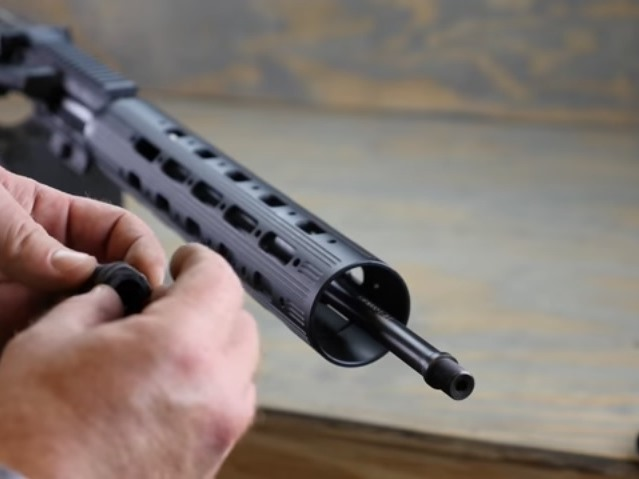 Watch: How to Build an AR-15 Upper