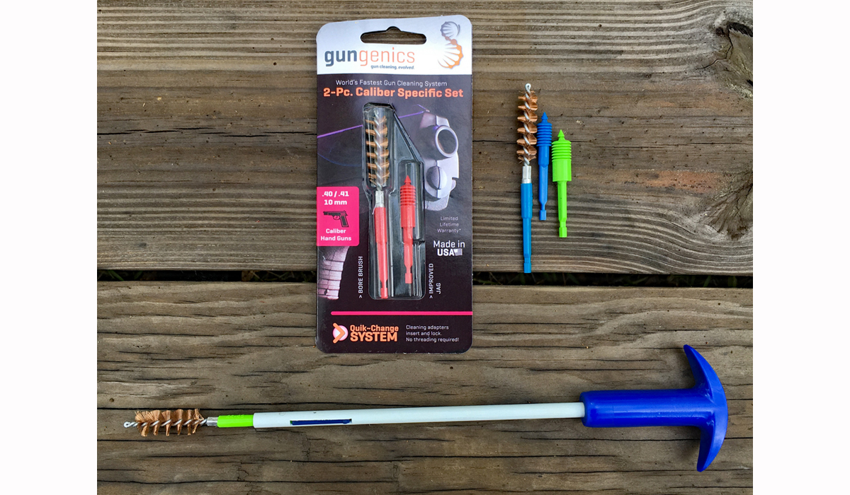 Review: Gungenics Quick Change Cleaning Rod/Brush/Jag System