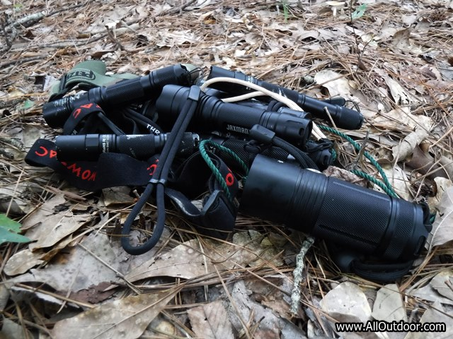 Three Types of Flashlights for the Bug Out Location