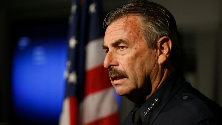 "LAPD Chief ""Warns of Apocalypse if National Concealed Carry Passes"""