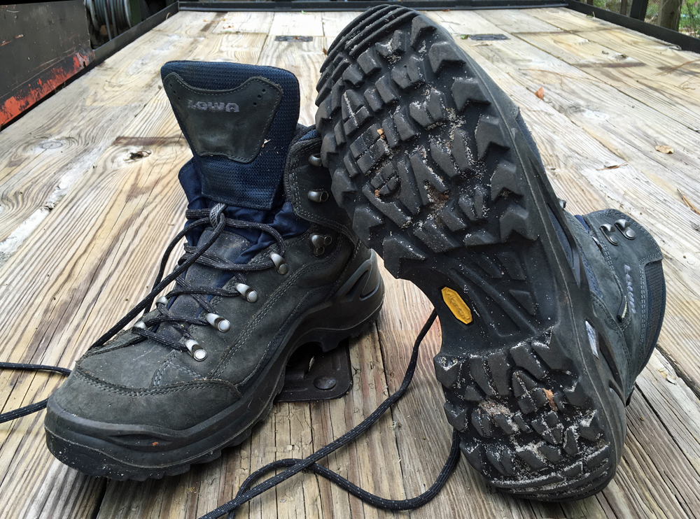 Review: LOWA Renegade GTX Mid Hiking Boots