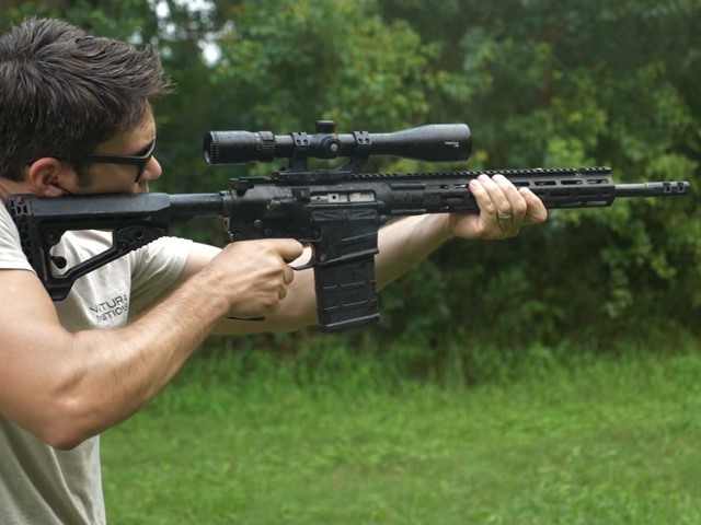 Watch: Savage Compact AR-10 Review