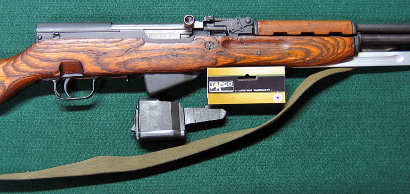 How to Change an SKS Magazine