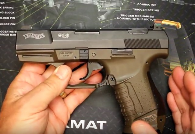 watch walther p99 as pistol review alloutdoor comalloutdoor com