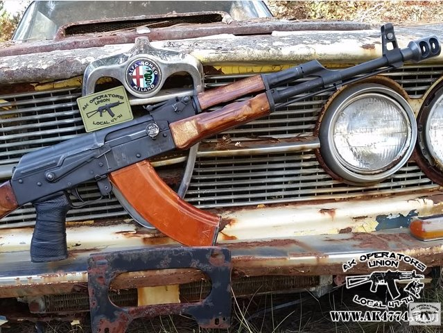 WASR-10 After 10,000 Rounds