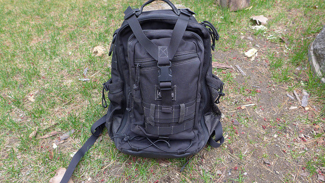 My Day Hike Load Out