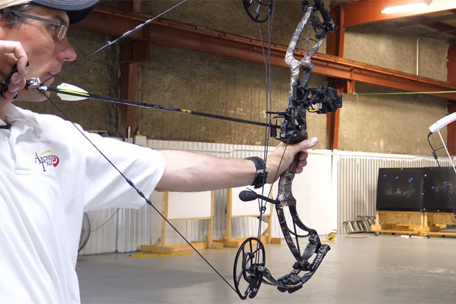 2017 Hunting Bow Speed Test + Video