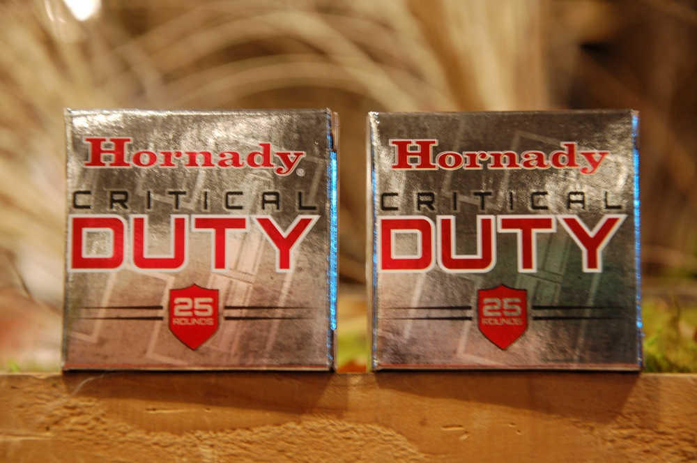 Hornady Critical Duty Ammo: My Pick for Personal Defense
