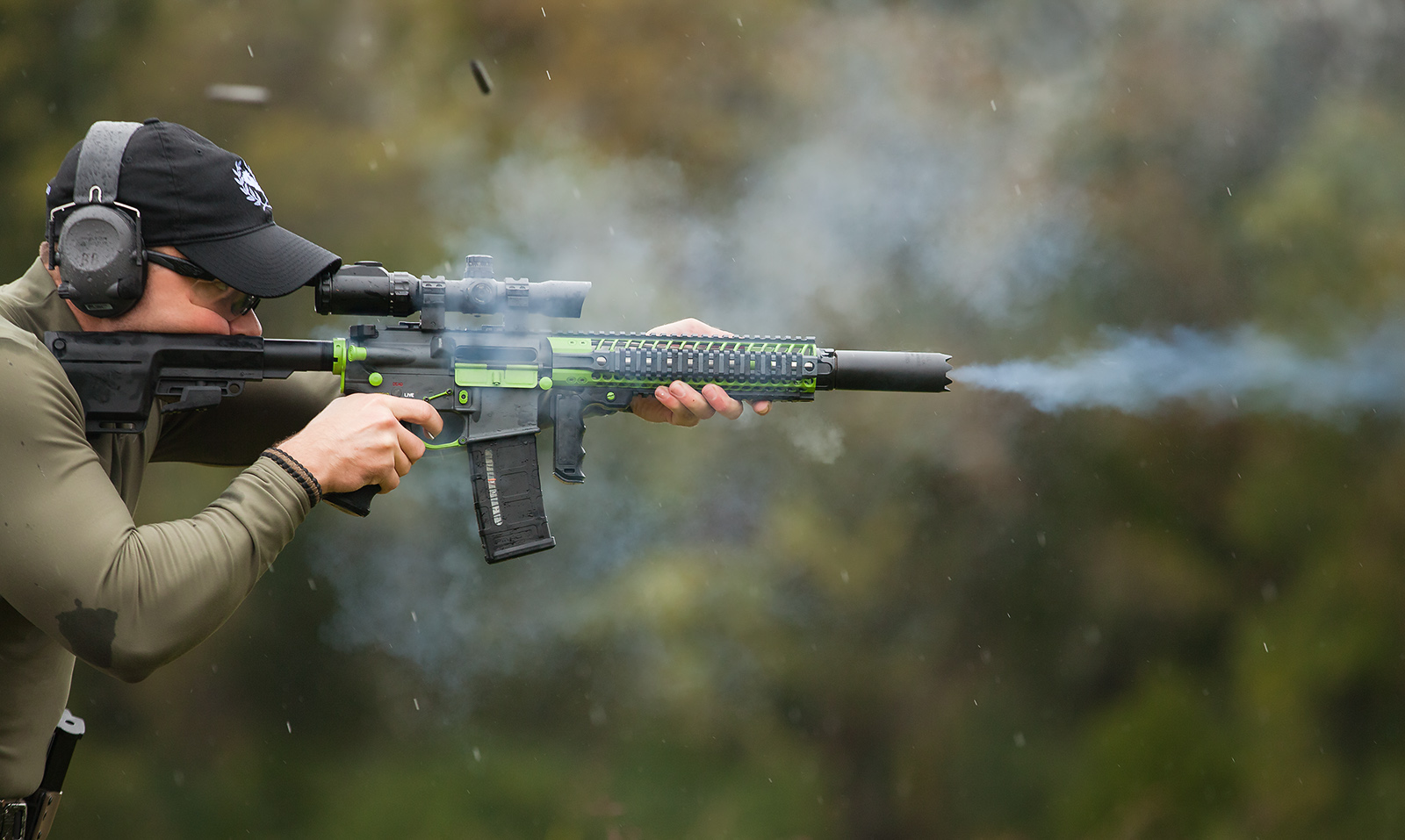 """Fighting Sheepdog Rifles: """"Custom"""" is all About what Customers Want"""