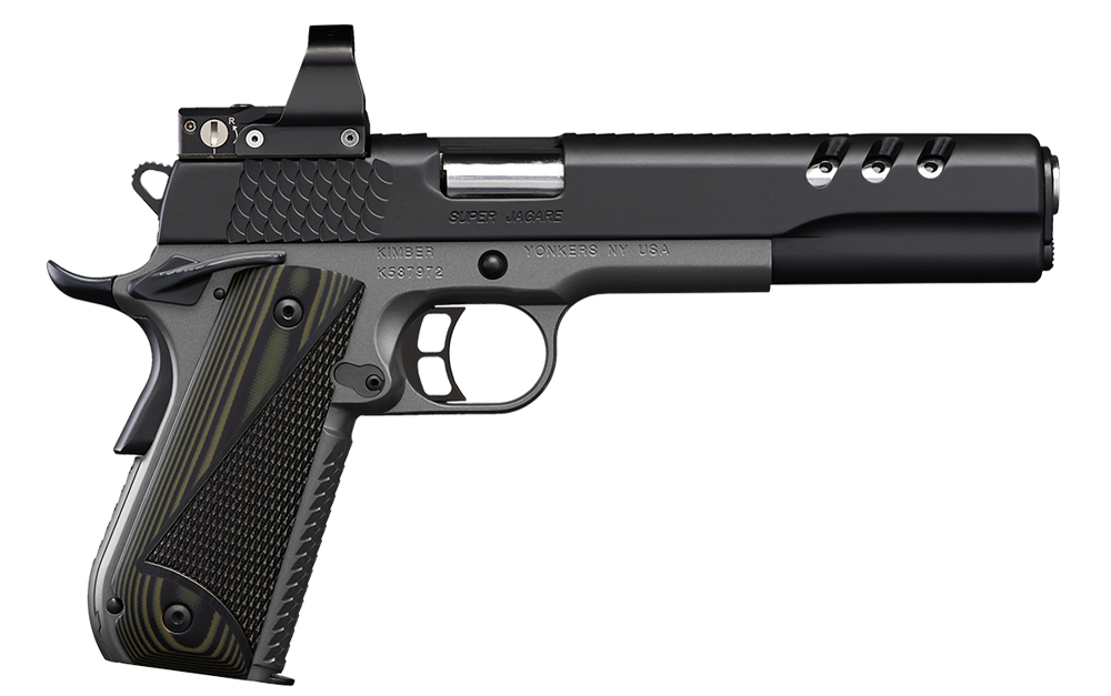 Kimber Goes High Tech with Hunting Pistol