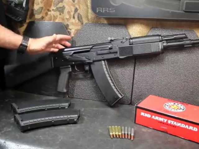 Watch: Molot Vepr AK-74 Review