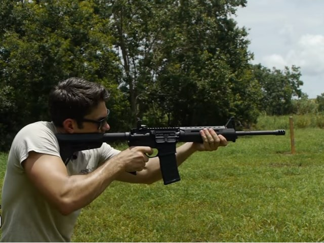Why the AR-15 is Better Than the Mini-14