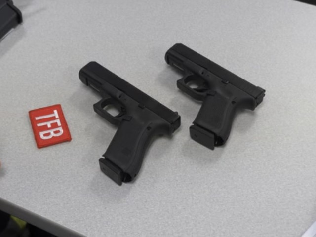 Watch: 5th Generation GLOCK 17 and 19