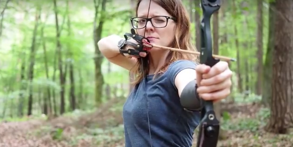 Watch: How to Silence a Recurve Bow