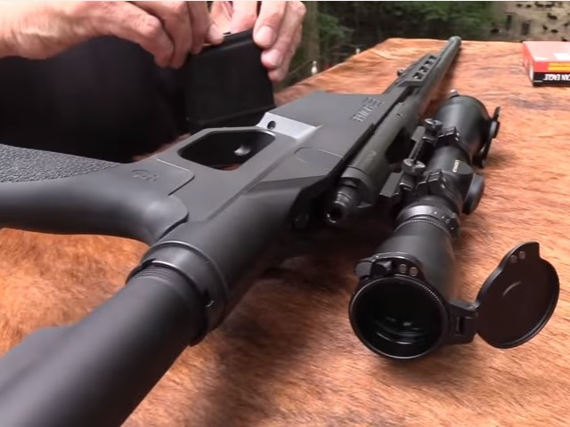 Watch: Savage Model 10 in 6.5 Creedmoor