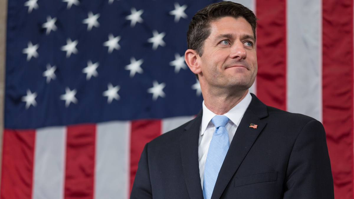 Paul Ryan Blocks Concealed Carry Reciprocity