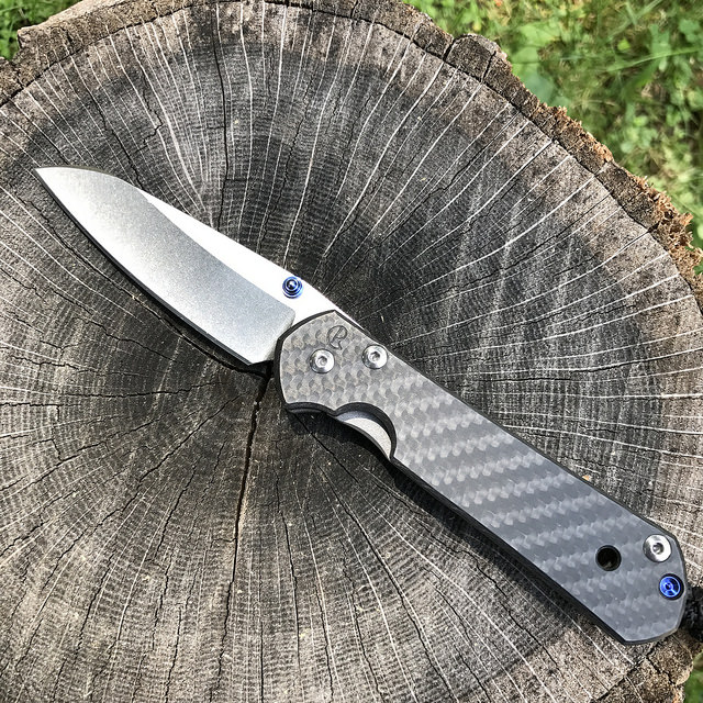 Knife Review: Chris Reeve Sebenza 21 Small Carbon Fiber Insingo