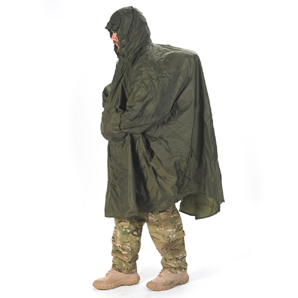 Snugpak's Enhanced Patrol Poncho