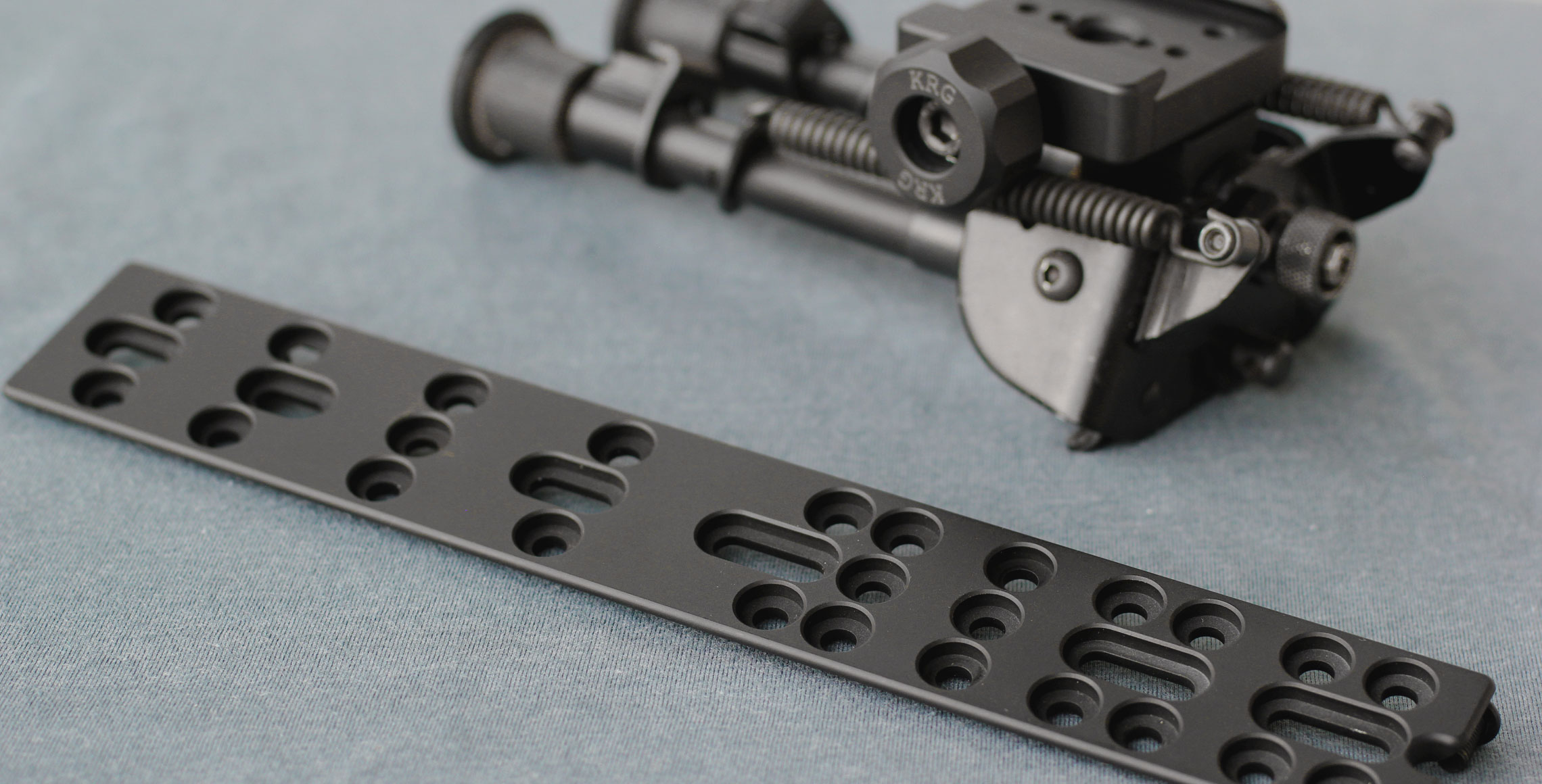 KRG Arca Rail and Arca Clamp — Another QD Mounting Interface?