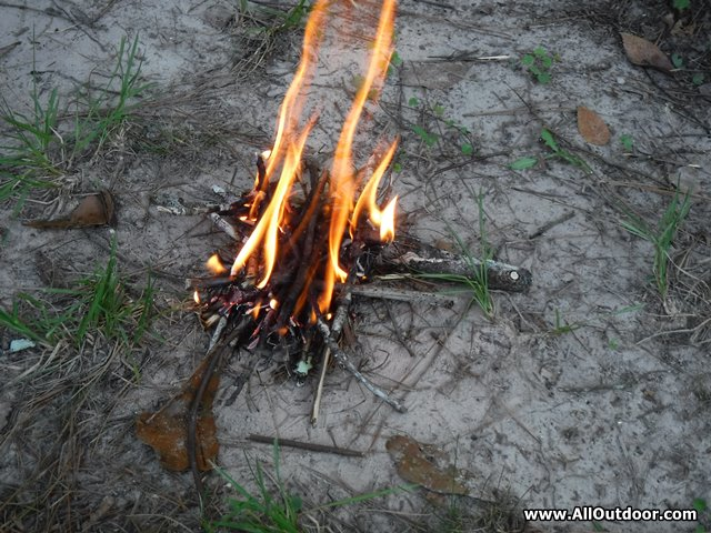 Watch: How to Build a Fire