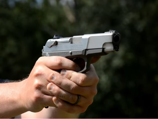 Ruger P90 45acp Revisited