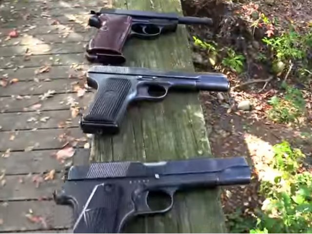 Watch: Top 5 Handguns of WWII
