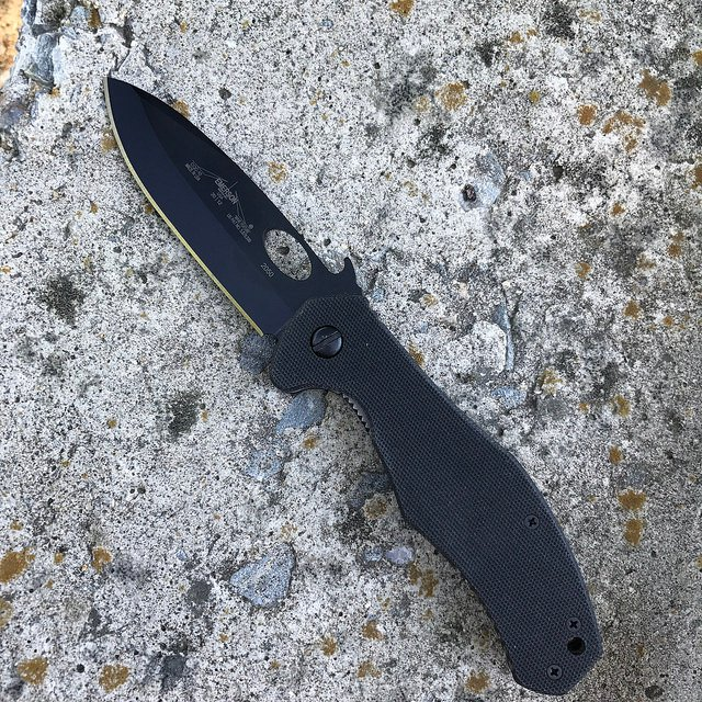 Review: Emerson CQC-10 Folding Knife