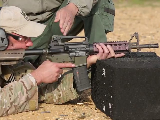 Watch: How to Sight in With Iron Sights