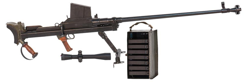 Watch: British Boys Anti-Tank Rifle