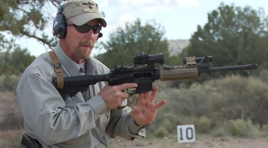 Watch: How to Clear a Double Feed in an AR (er, I mean MSR)