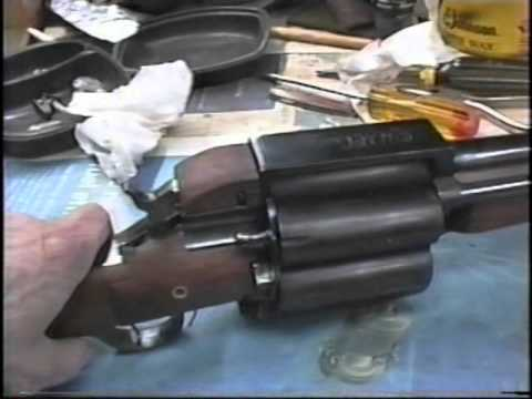 3 Videos of Making a Revolving Shotgun From Scratch