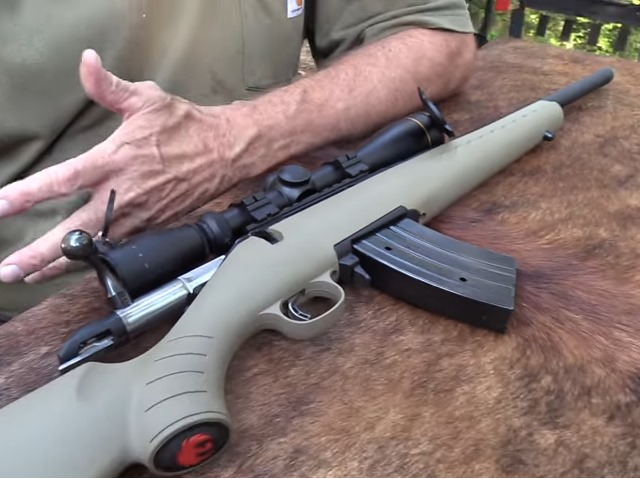 Watch: The Ruger American Ranch Rifle 7 62x39 for Preppers