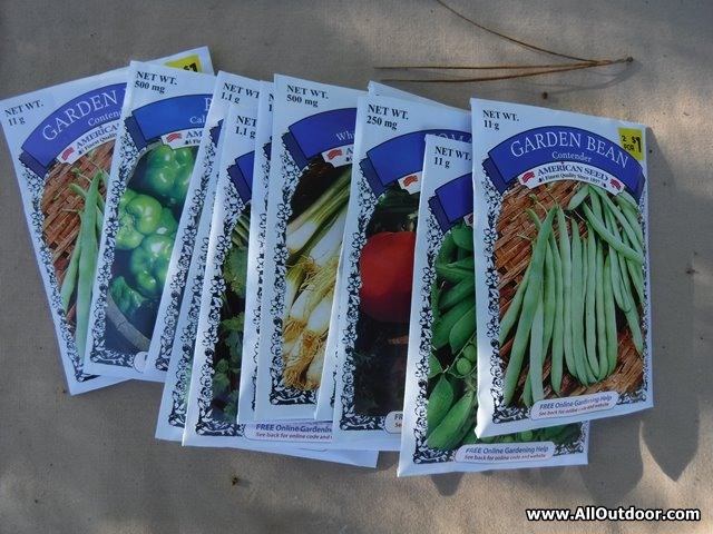 Preppers: Seed Stockpile Genetic Diversity