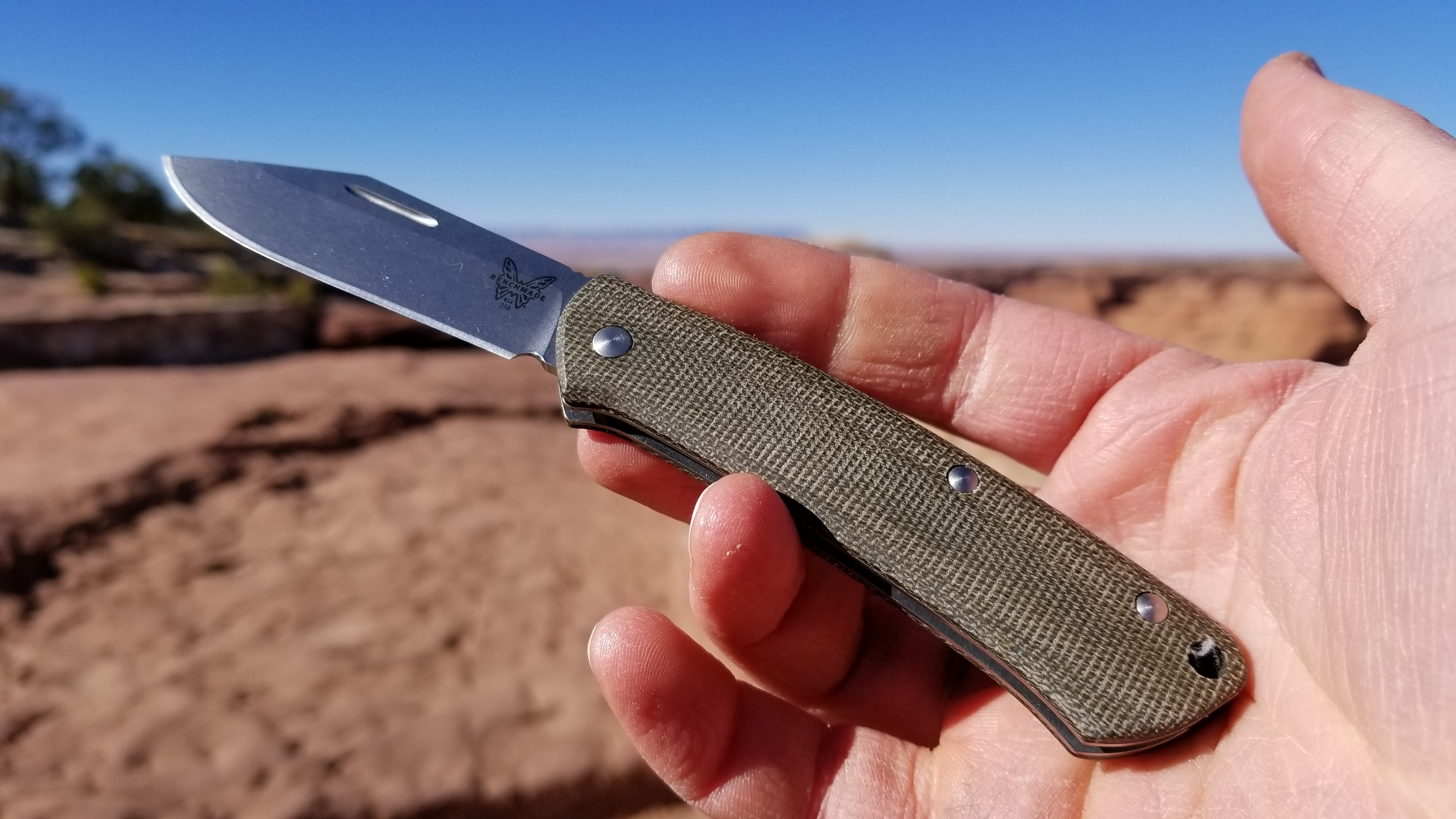 First Impressions: Benchmade Proper 318