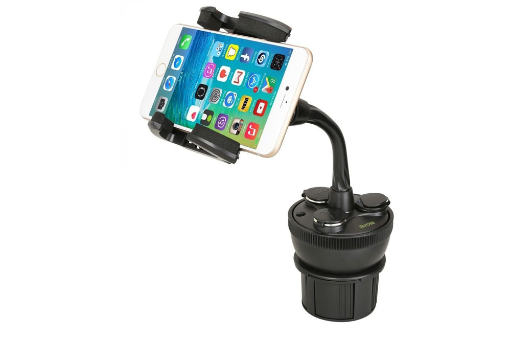 Universal Smartphone Cup Holder Cradle