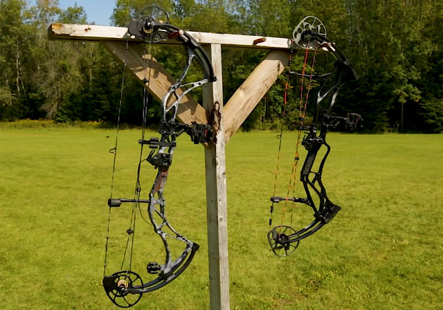 Compound Bow Comparison: Bowtech Reign 6 vs. Bear LS-6 + Video
