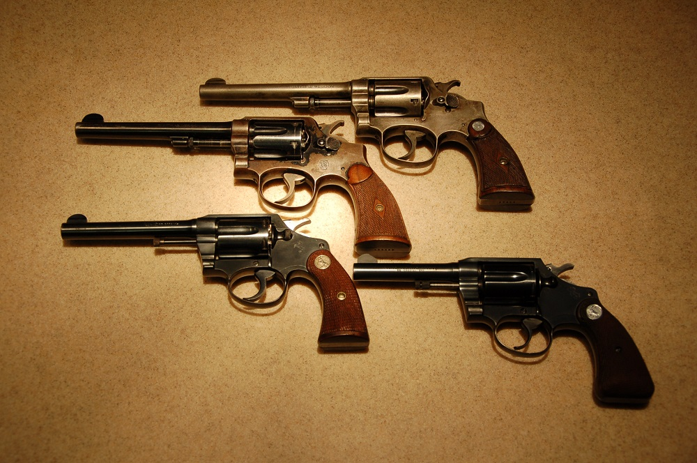 NYPD's Old School Cops Finally Retire Their Revolvers