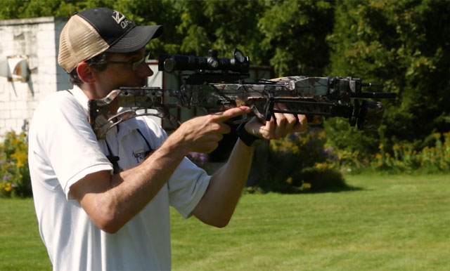 Review: Excalibur Micro Suppressor Crossbow + Video