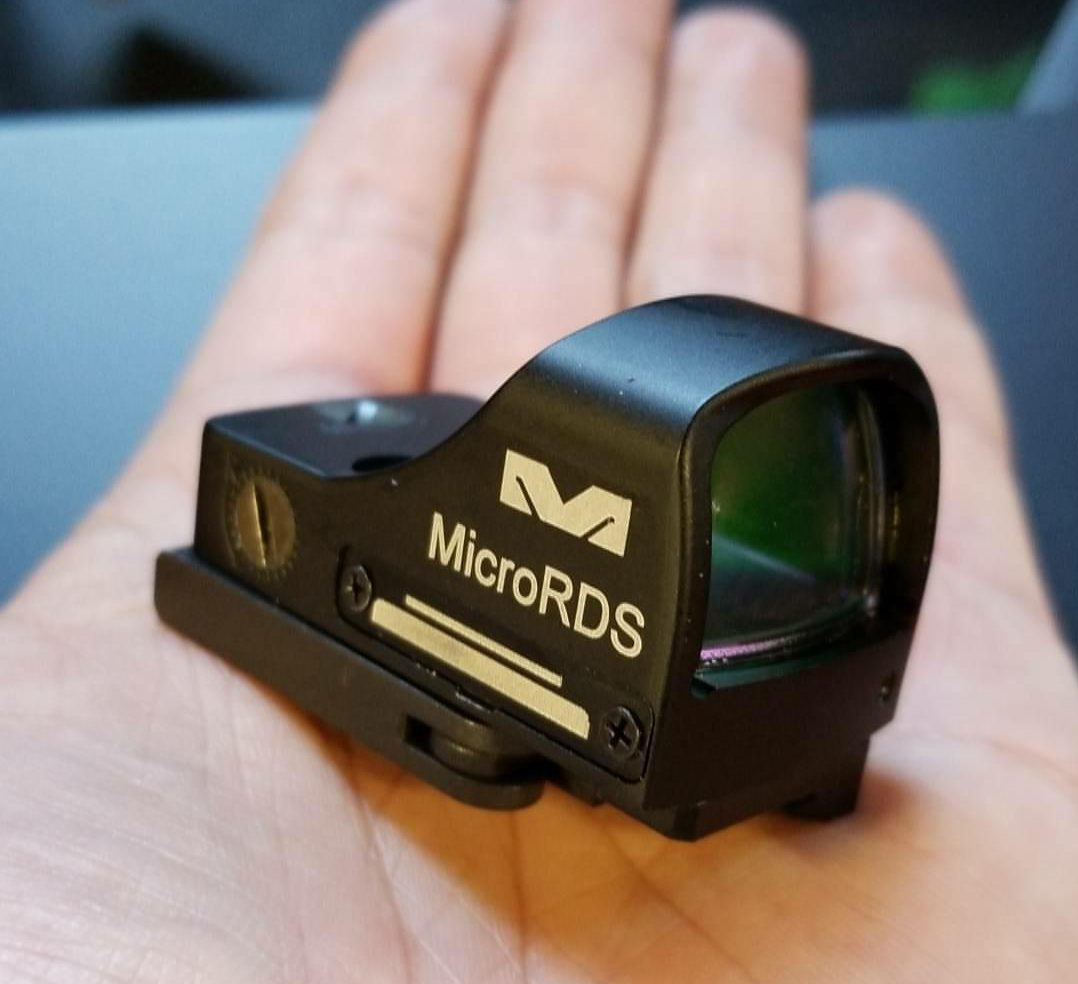 Meprolight Micro RDS coming in early 2018