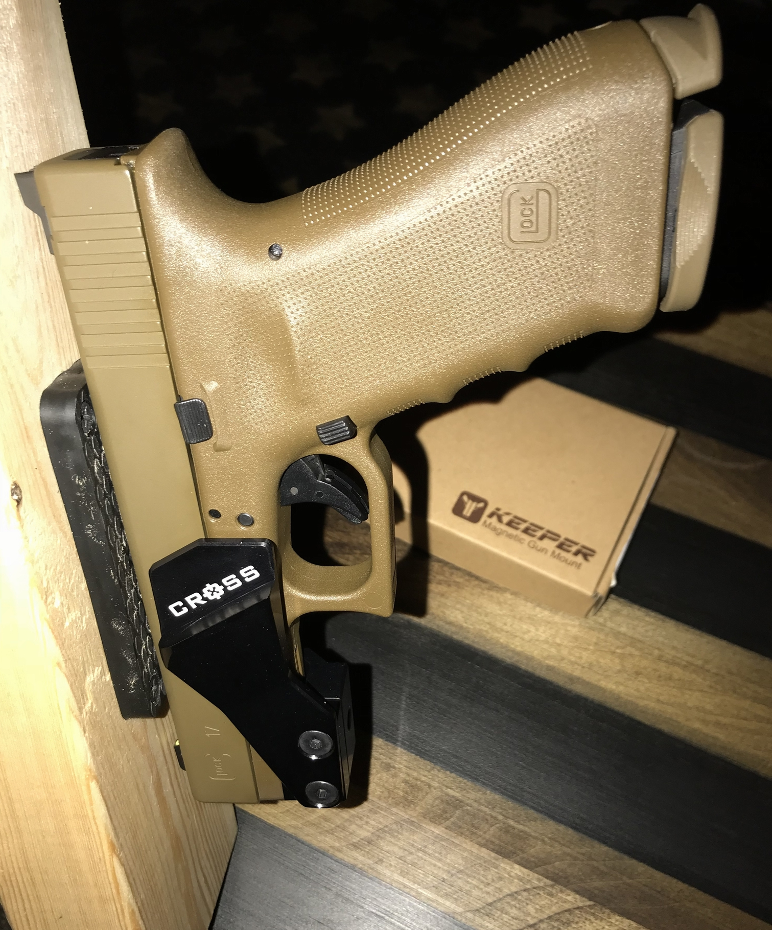 Gear Review: Keeper Magnetic Gun Mounts