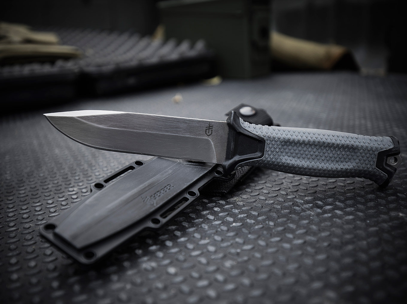 American Upgrade: Gerber Strongarm Limited Edition