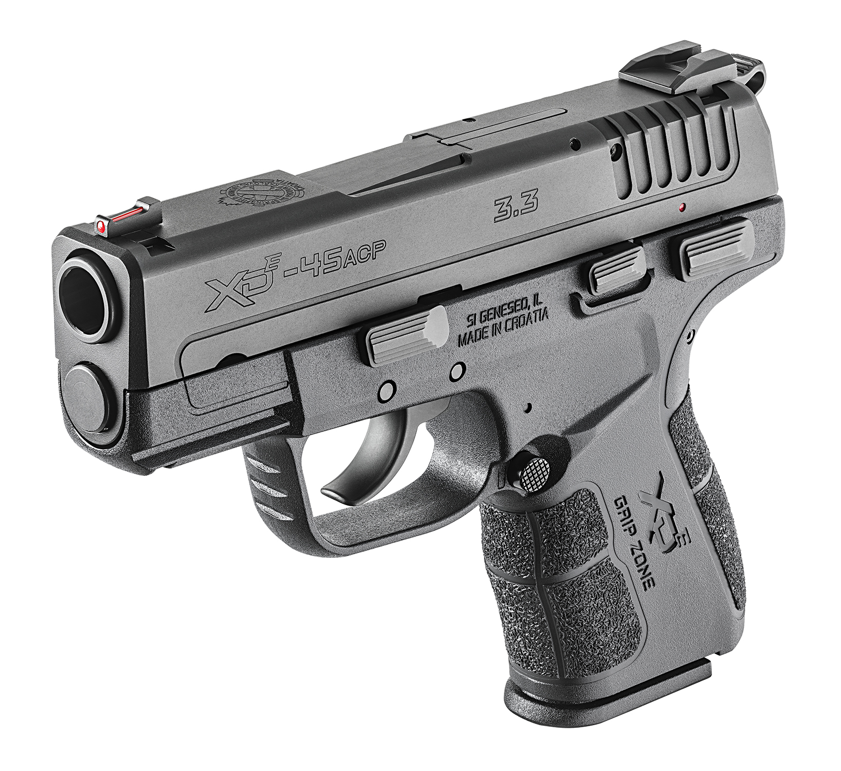 Springfield Armory XD-E Now in .45 ACP