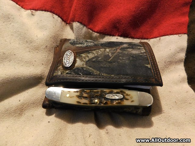 Case Stockman pocket knife