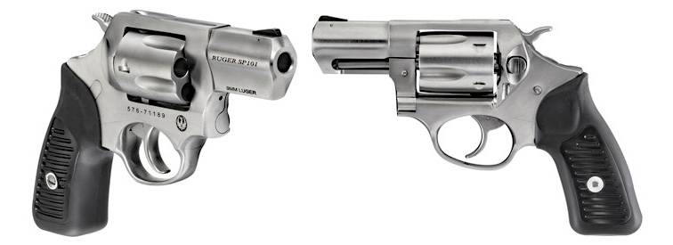 Ruger's Latest Wheel Gun: SP101 in 9mm